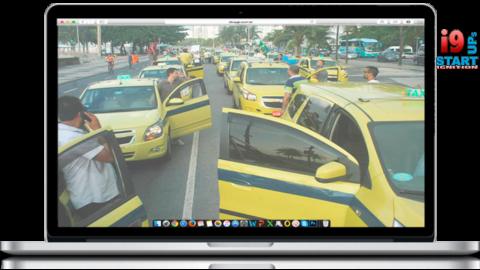 Uber oferece corridas de graça em resposta a protestos