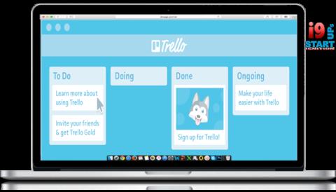 Empreenda e organize seu projeto: Trello