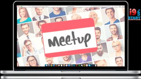Empreenda e desenvolva networking onde vive: Meetup