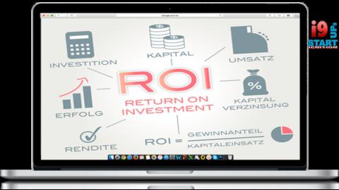 Planilha Retorno do Investimento