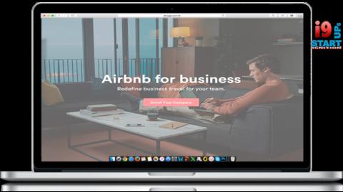 Airbnb e viagens corporativas