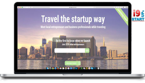 Empreenda e encontre empreendedores em viagens: Startuptravels