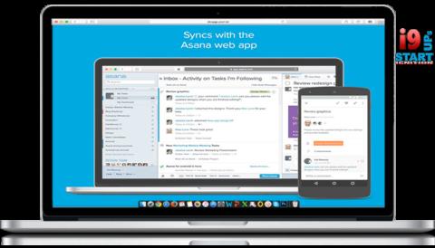 Empreenda e simplifique o uso de e-mails: Asana
