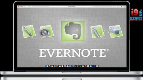 Empreenda e não se perca com textos: Evernote
