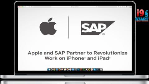 Simplicidade do iOS encontra o poder da SAP