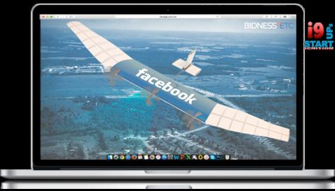 Facebook foca em drones e realidade virtual