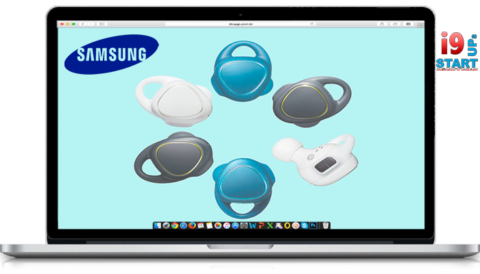 Gadget Samsung Fitness que cabe na sua orelha